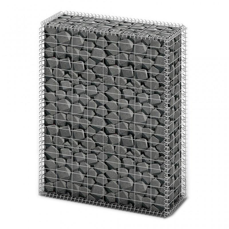 vidaXL Mantel individual 4 uds liso redondo yute y algodón negro 38 cm