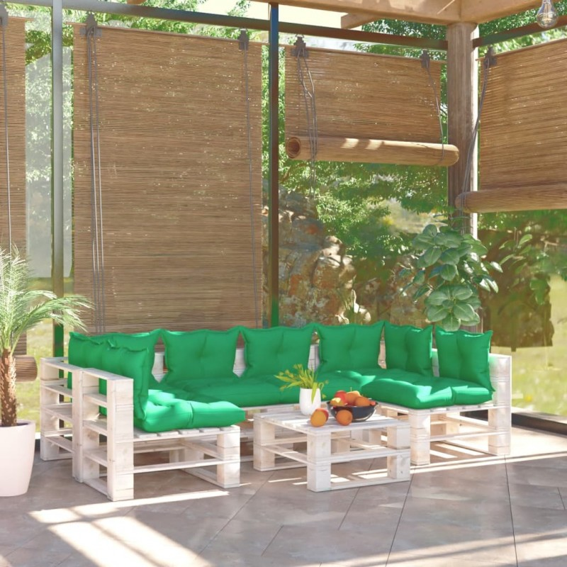 vidaXL Pantalla de lámpara de mimbre blanco 25x17 cm