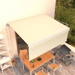 vidaXL Maniquí de busto de mujer de modista negro