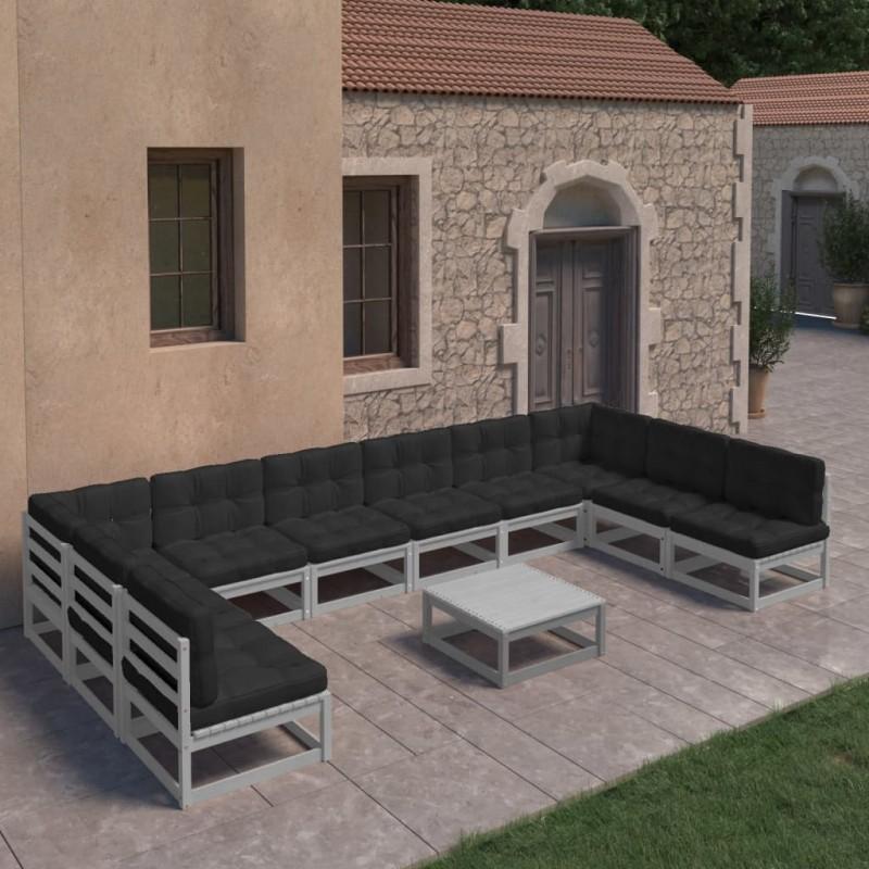 Ubbink Mamba Cascada de Acero Inoxidable Con Iluminación de LED