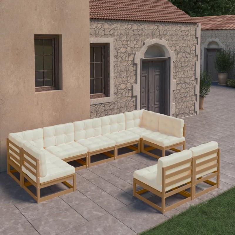 Ubbink Cascada Niágara 60 cm de acero inoxidable con luz LED