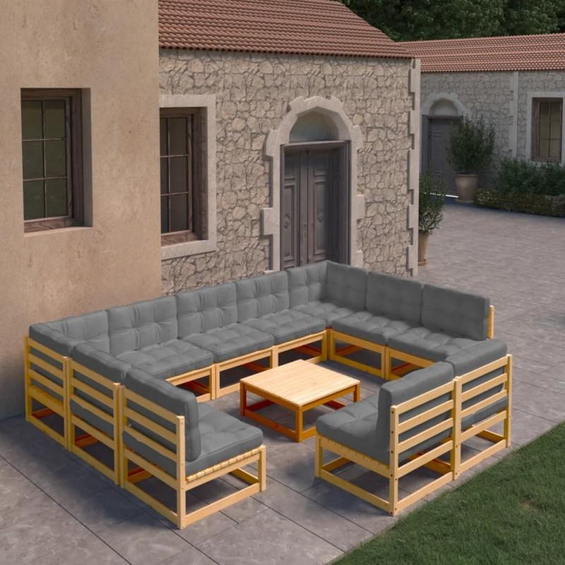 Ubbink Cascada Niágara 90 cm de acero inoxidable con luz LED