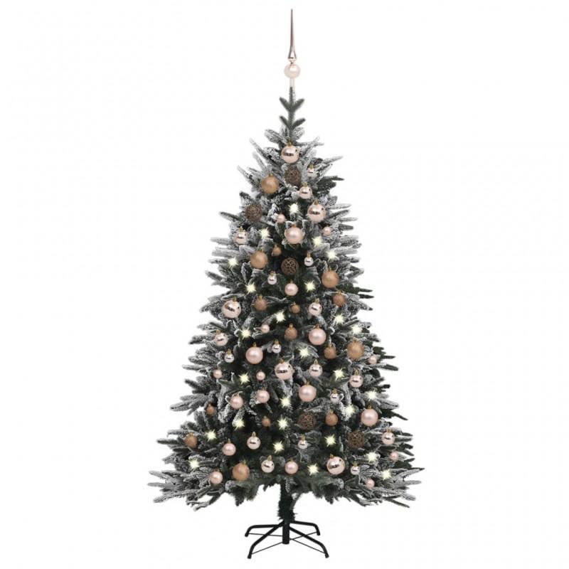 Nature Funda de muebles de jardín para barbacoa de carbón 73x73x60 cm