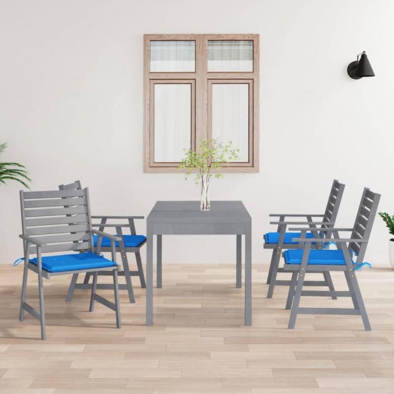 Reloj de estación con termómetro, Esschert Design TF005
