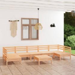 Set 2 bolas de boj artificiales con lavanda, 36 cm