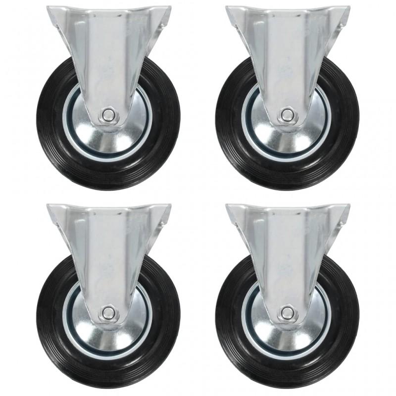 vidaXL Alambre para atar vallas 25 m 1,4/2 mm acero verde