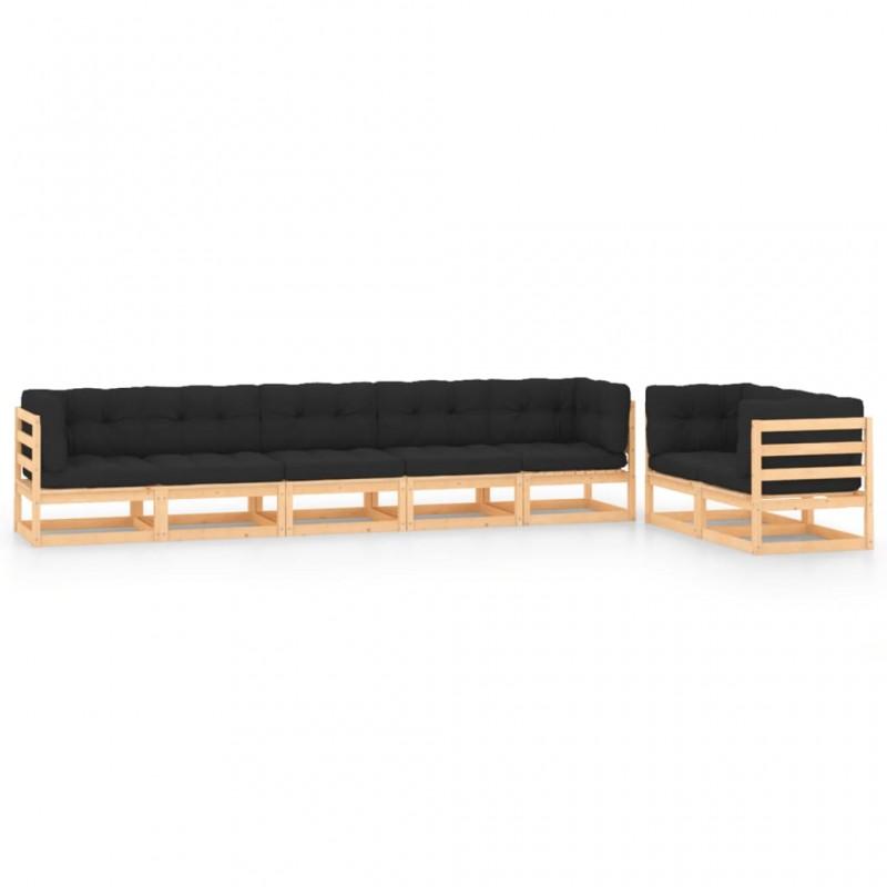 vidaXL Soporte para Leña 4 piezas Acero Plateado