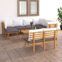 Esschert Design Paraguas Butterflies 120 cm TP211