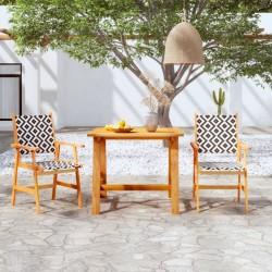 vidaXL Base de sombrilla de hierro fundido 12 kg 48 cm