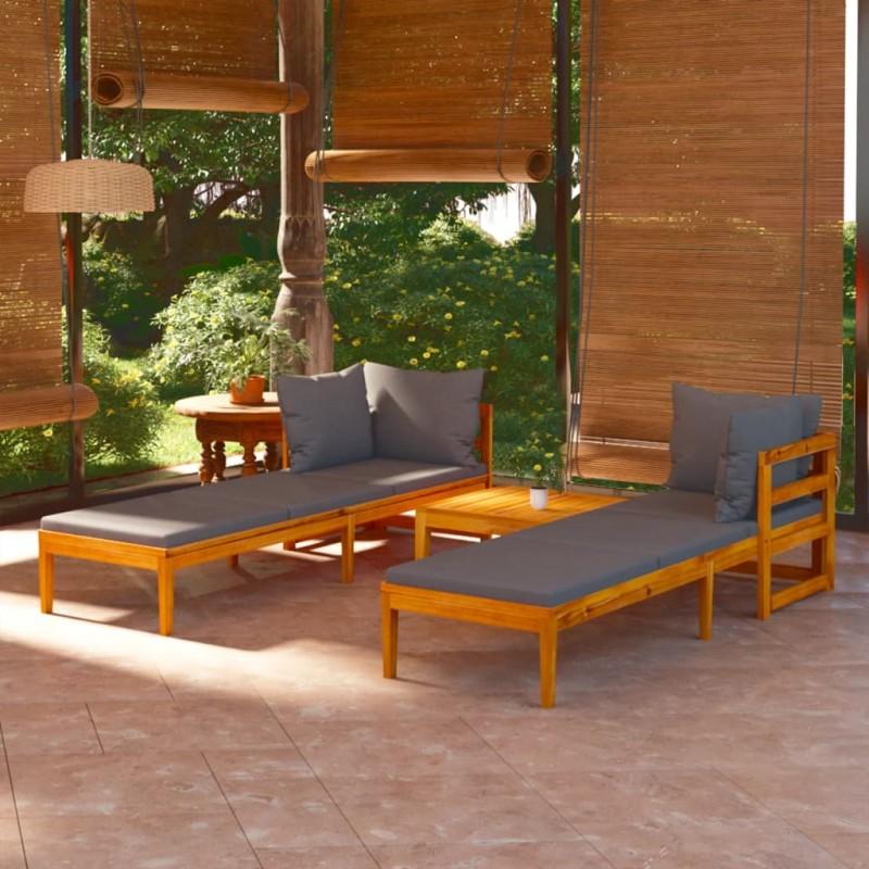 Esschert Design Comedero de pájaro triangular con tejado de zinc FB431