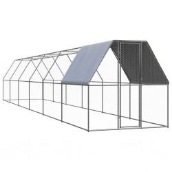 Esschert Design Alfombra de exterior hojas selváticas 241x152 cm OC22