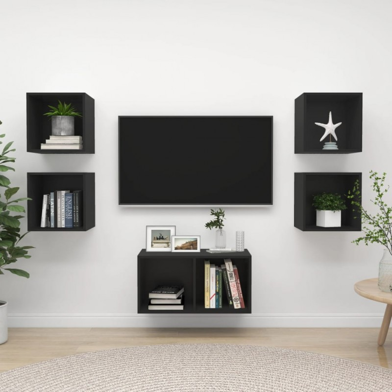 Esschert Design Paraguas con estampado hojas de la selva 100 cm TP272