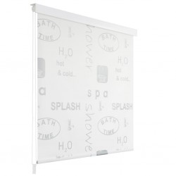 vidaXL Panel calefactor blanco 311mm x 900mm