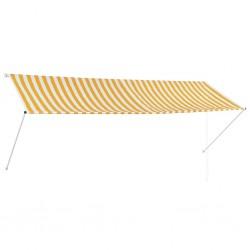 vidaXL Lavabo ovalado de cerámica blanco 63x42 cm