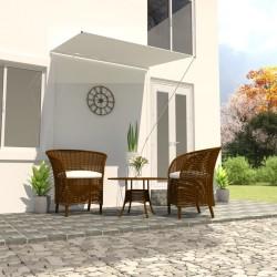 Elegante lavabo rectangular de ceramica negro agujero para grifo