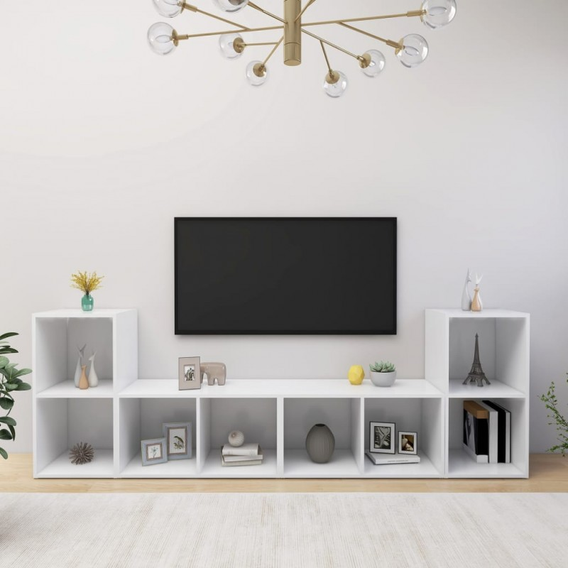 ProPlus Carrete de cable de plástico negro