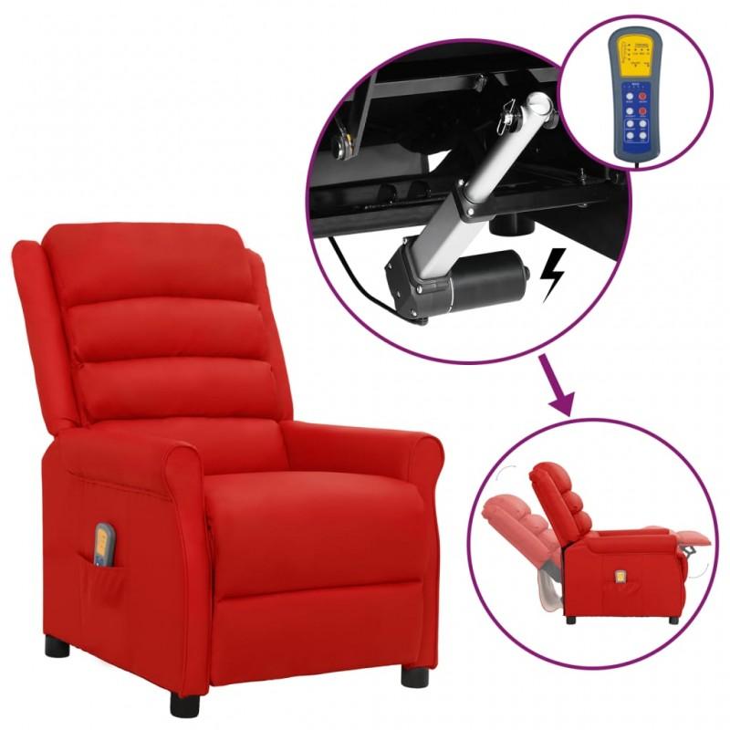 Avento Bolsa de fútbol Senior rojo
