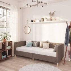 vidaXL Caja de almacenaje de jardín de madera 126x72x72 cm