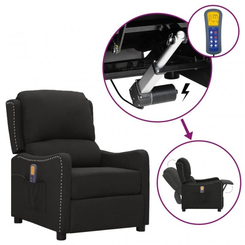 Tristar Plancha eléctrica de cocina 2000 W negra 37x25 cm