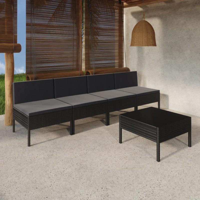 Pure2Improve Toalla de yoga antideslizante rosa