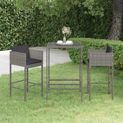 Esschert Design Reloj con sonidos de pájaros