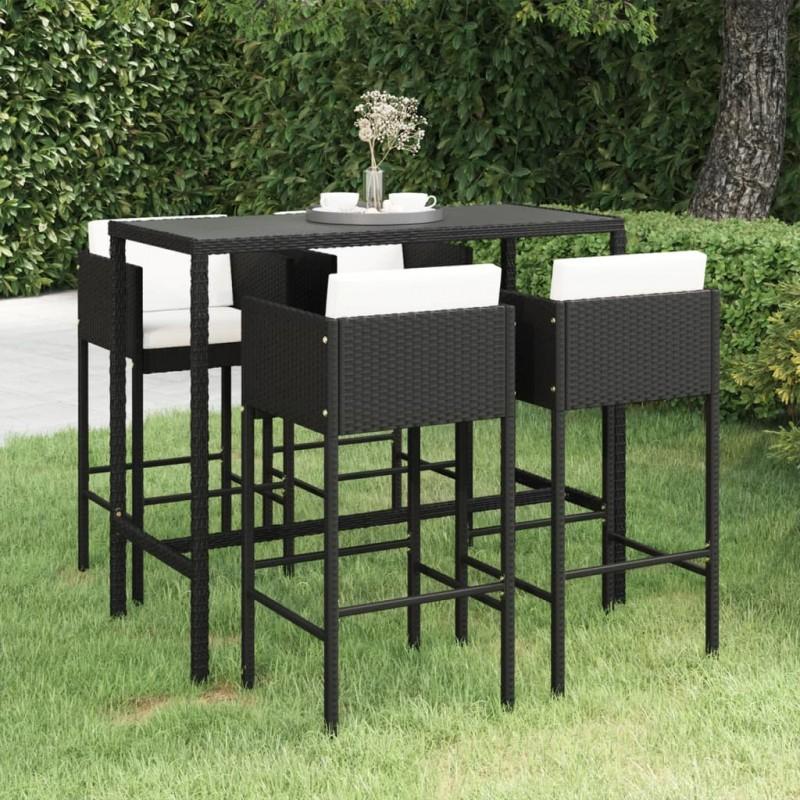 Esschert Design Pila para pájaros sobre palo hierro fundido
