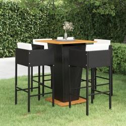 Esschert Design Paraguas con estampado de animales de granja