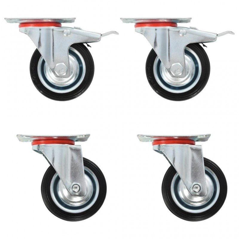 vidaXL Motor de gasolina negro de 6,5 HP y 4,8 kW