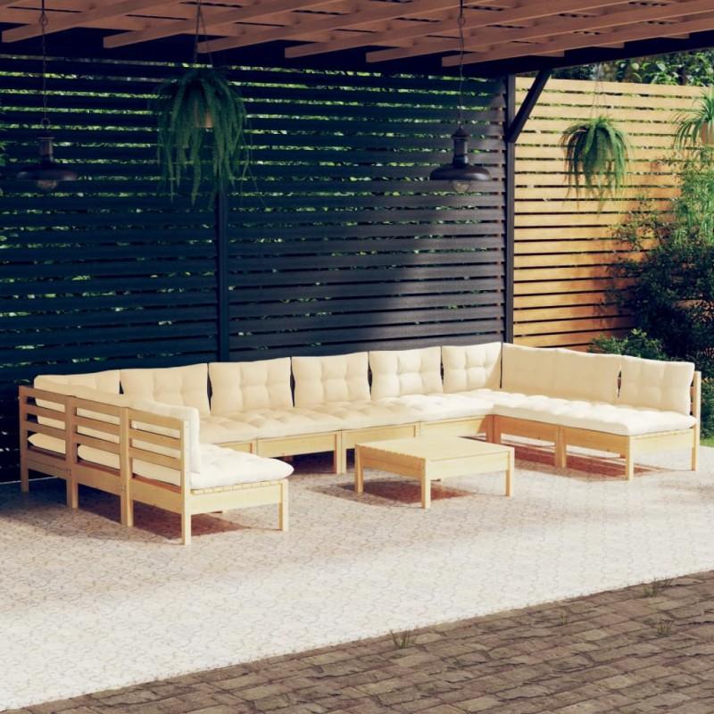 vidaXL Hamaca con soporte plegable azul