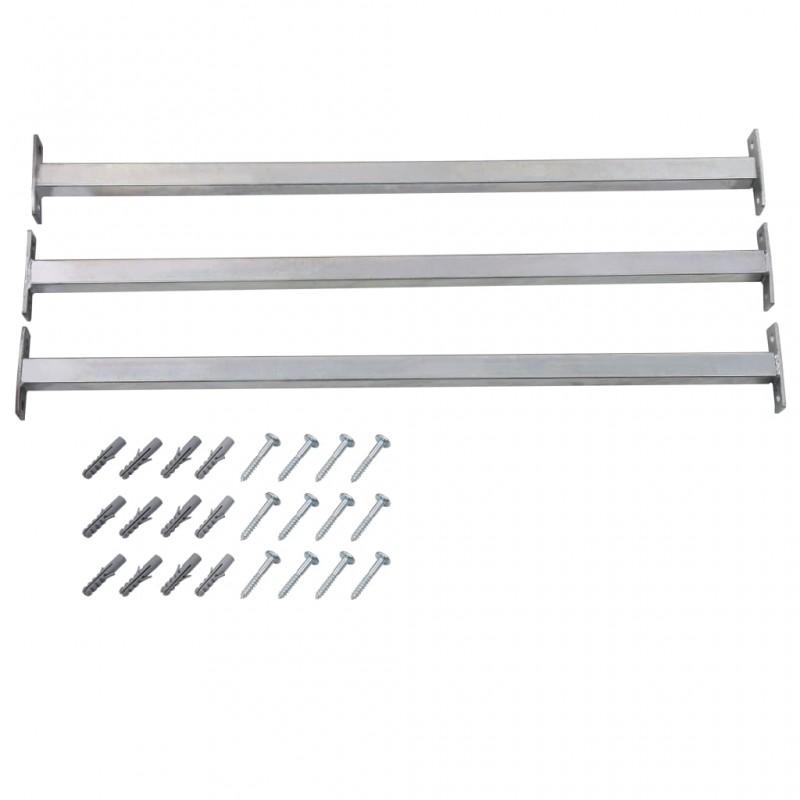Hoja quitanieves para lanzador de nieve, 100 x 44 cm