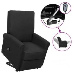 vidaXL Estera de control de malezas y raíces PP 1x10 m negro