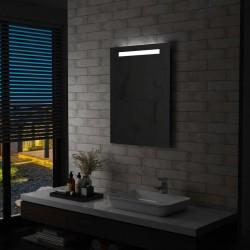vidaXL Caja fuerte digital electrónica con estante 35x31x50 cm