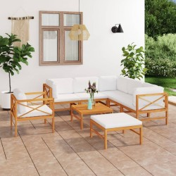 vidaXL Cobertizo para cortacésped madera maciza de pino 92x104x59,5 cm