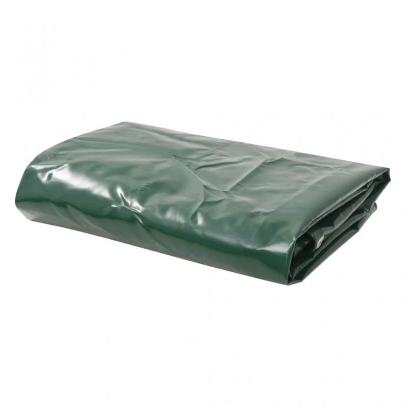 vidaXL Espejo de tráfico convexo plástico negro 30 cm