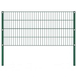 vidaXL Marquesina para puerta PC 150x100 cm