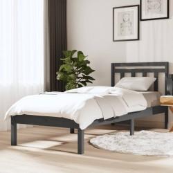 vidaXL Cojines para balancín 2 unidades tela gris antracita 50 cm