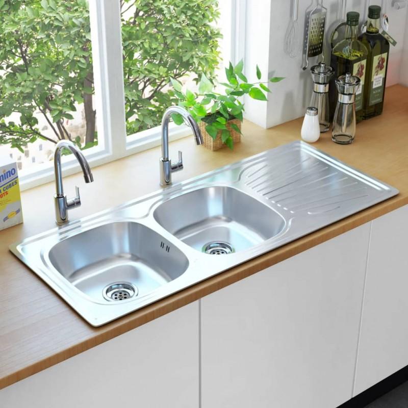 vidaXL caballete trasero para motocicleta color rojo