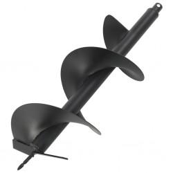 vidaXL Motocultivador de gasolina 5 HP 2,8 kW rojo