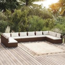 vidaXL Campana extractora para cocina isla con pantalla LCD