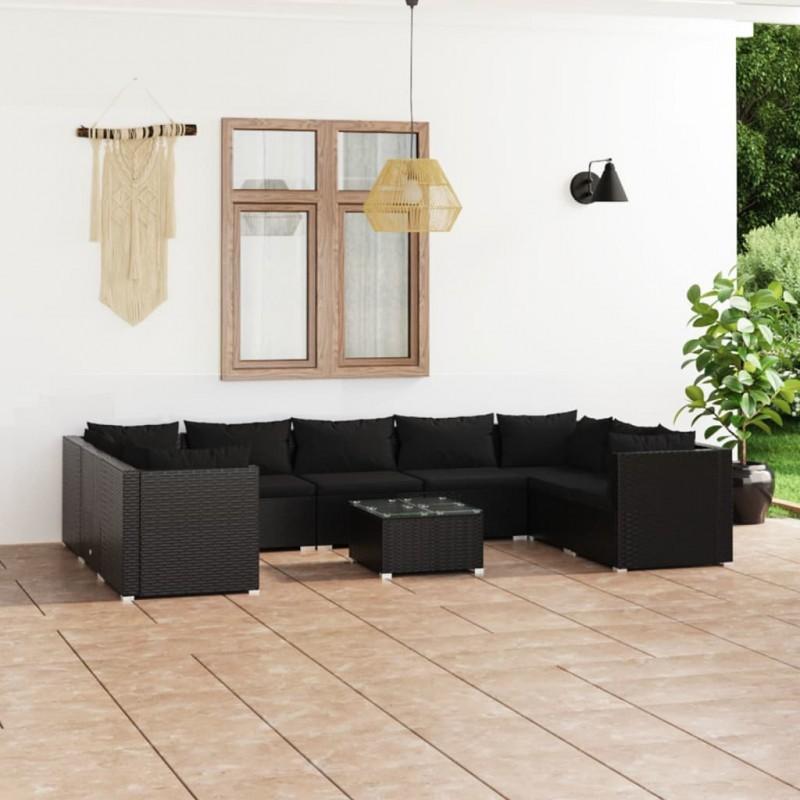 vidaXL Lámpara de techo con 4 focos LED de níquel satinado