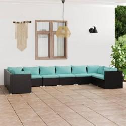 vidaXL Refrigerador de aire 120 W 8 L 385 m³/h 37,5x35x94,5 cm