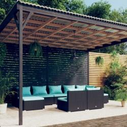 vidaXL Deshidratador de alimentos con 6 bandejas 250 W blanco