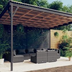 vidaXL Enfriador de aire portátil 80 W 12 L 496 m³ / h