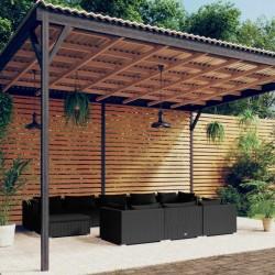 vidaXL Cubo de reciclaje y basura con pedal acero inoxidable 2x18 L