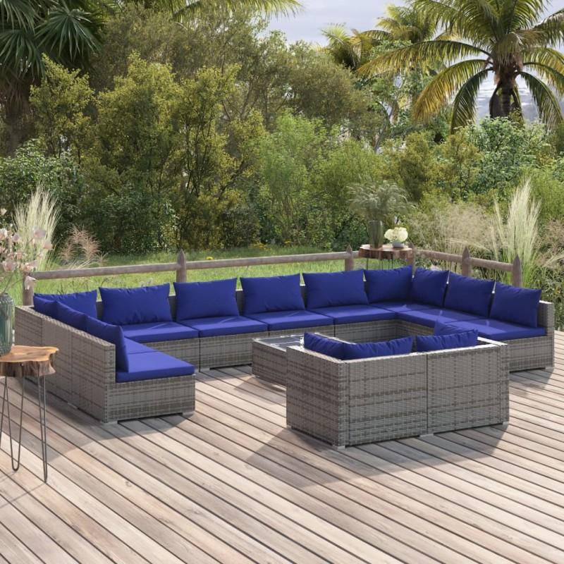 vidaXL Soportes altavoz vidrio templado diseño 2 pilares negro 2 uds