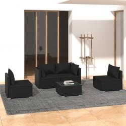 vidaXL Batería de cocina 8 piezas aluminio verde