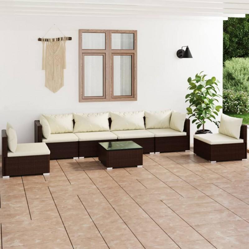 vidaXL Botellas de vidrio con cierre de clip 24 unidades 1 L