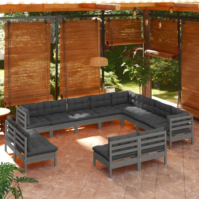 vidaXL Vasos de cristal térmico doble pared para café 6 uds 80 ml
