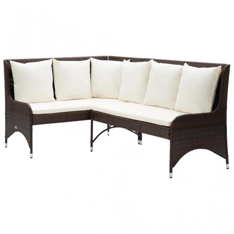 vidaXL Recipientes para guardar comida 16 unidades vidrio