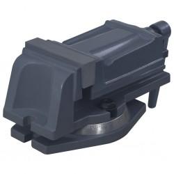 vidaXL Desagüe lineal de ducha de acero inoxidable 730x140 mm
